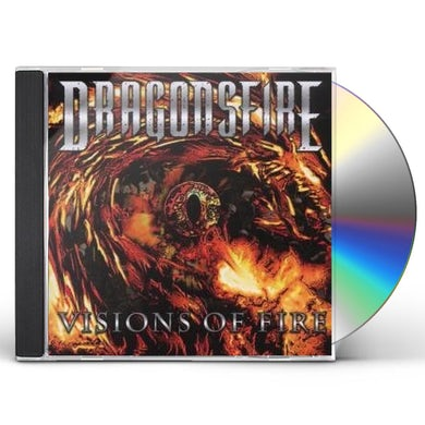 Dragonsfire VISIONS OF FIRE CD