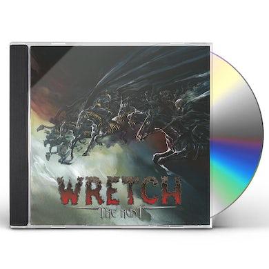 WRETCH THE HUNT CD