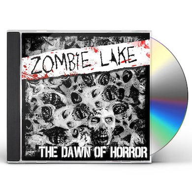 Zombie Lake DAWN OF HORROR CD