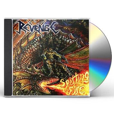 Revenge SPITTING FIRE CD
