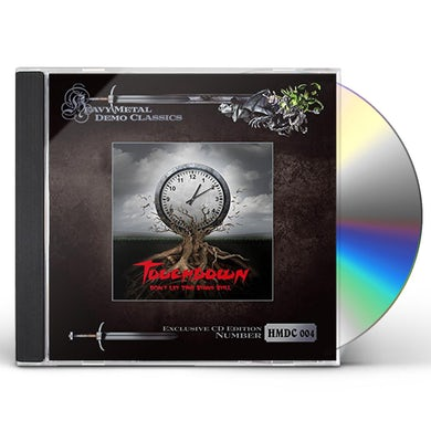 Touchdown DON'T LET TIME STAND STILL CD