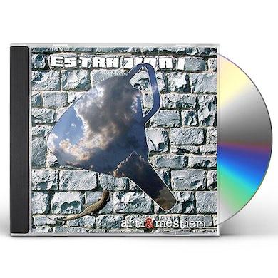 ARTI & MESTIERI ESTRAZIONI CD