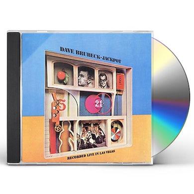 Dave Brubeck JACKPOT CD