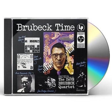 Dave Brubeck BRUBECK TIME CD