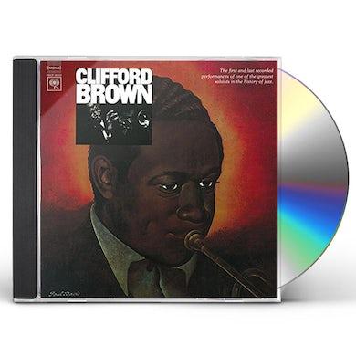 Clifford Brown BEGINNING & END CD