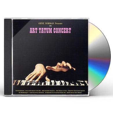 Art Tatum PIANO STARTS HERE CD