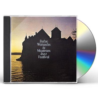 Sadao Watanabe LIVE AT MONTREAUX JAZZ FESTIVAL CD