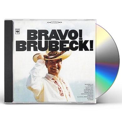 Dave Brubeck BRAVO BRUBECK CD