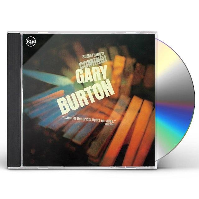 Gary Burton SOMETHING'S COMING CD