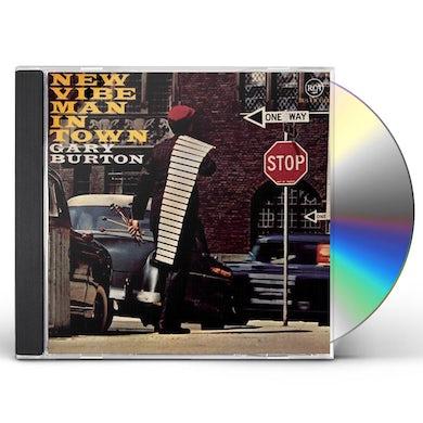 Gary Burton NEW VIBE MAN IN TOWN CD