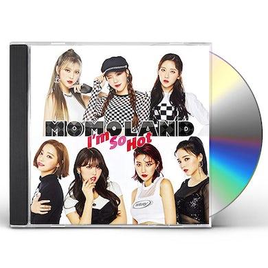 I'M SO HOT (REGULAR EDITION) CD
