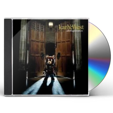 Kanye West LATE REGISTERATION CD