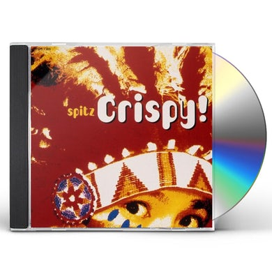 Spitz CRISPY! CD