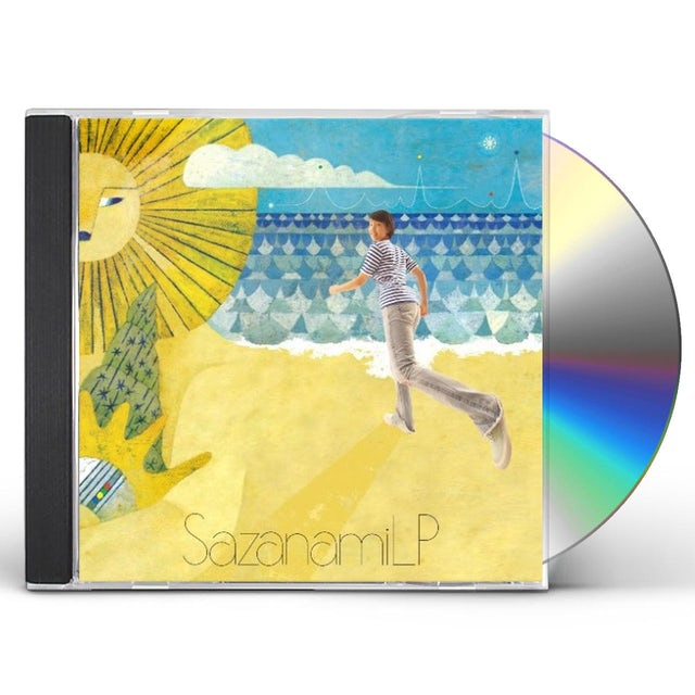 Spitz SAZANAMI CD CD