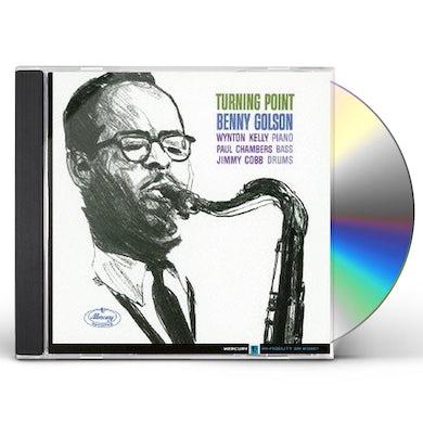 Benny Golson TURNING POINT / FREE CD
