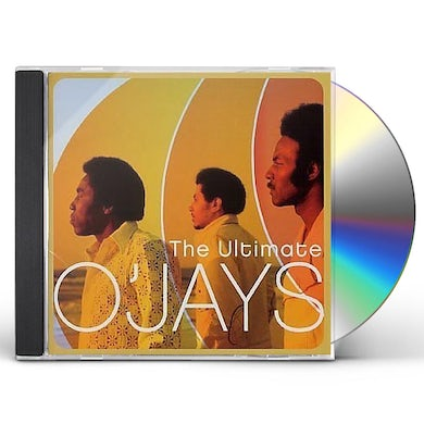The O'Jays ULTIMATE CD