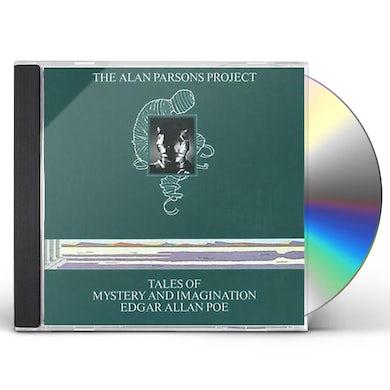 Alan Parsons Project TALES OF MYSTERY & IMAGINATION EDGAR ALLAN POE CD