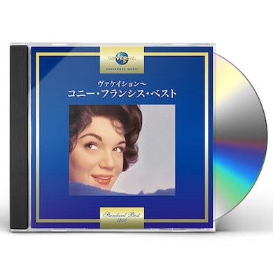Connie Francis 20TH CENTURY MASTERS: MILLENNIUM COLLECTION CD