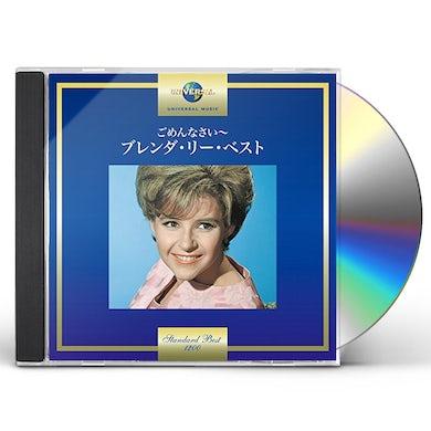 Brenda Lee 20TH CENTURY MASTERS: MILLENNIUM COLLECTION CD