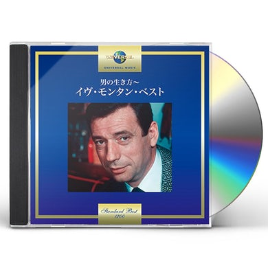 YVES MONTAND CD