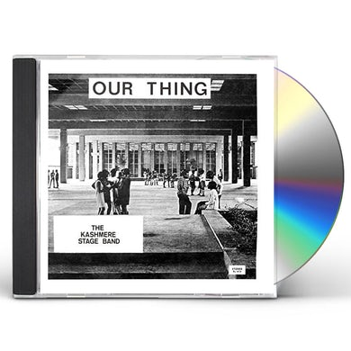 Kashmere Stage Band OUR THING CD