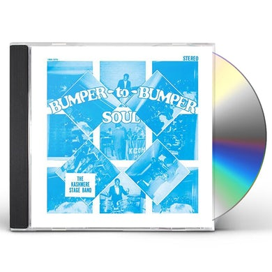 Kashmere Stage Band BUMPER-TO-BUMPER SOUL CD