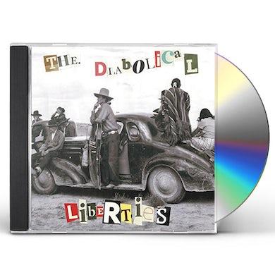 Diabolical Liberties DANCEFLOORS OF ENGLAND CD