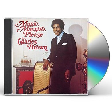 Charles Brown MUSIC. MAESTRO. PLEASE CD