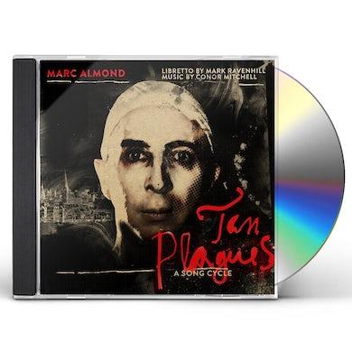 Mark Almond TEN PLAGUES: ASONG CYCLE / Original Soundtrack CD