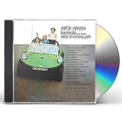 ANITA IN JUMBLELAND: EXPANDED EDITION CD