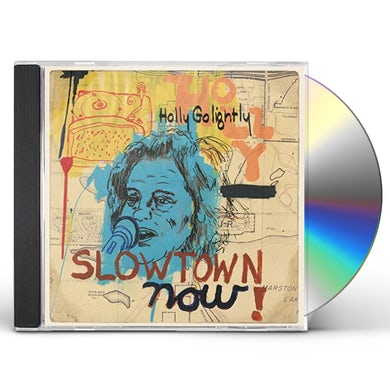 Holly Golightly SLOWTOWN NOW CD