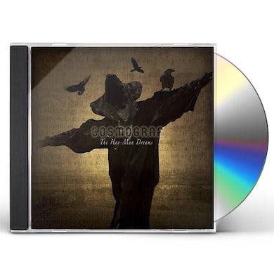 Cosmograf HAY-MAN DREAMS CD