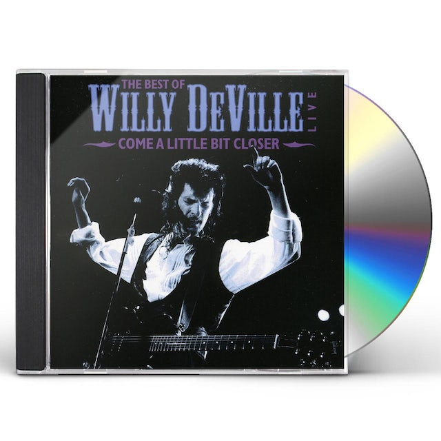 BEST OF WILLY DEVILLE CD
