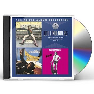 Udo Lindenberg TRIPLE ALBUM COLLECTION CD