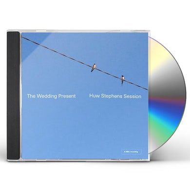 The Wedding Present HUW STEPHEN SESSION CD
