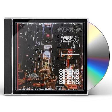 SIRENS CD