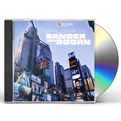 Sander Van Doorn DUSK TILL DOORN 2011 CD