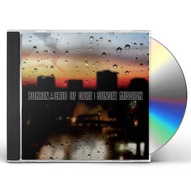 Bohren & Der Club Of Gore SUNSET MISSION CD