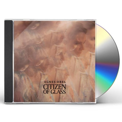 Agnes Obel CITIZEN OF GLASS CD