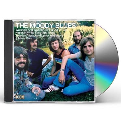 ICON: The Moody Blues CD