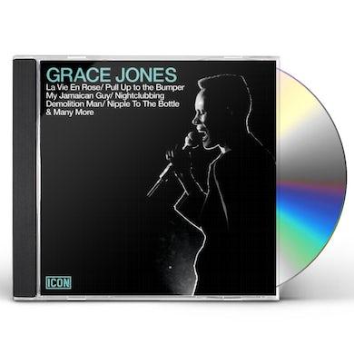ICON: GRACE JONES CD