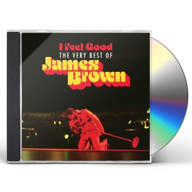 James Brown I FEEL GOOD: VERY BEST OF CD
