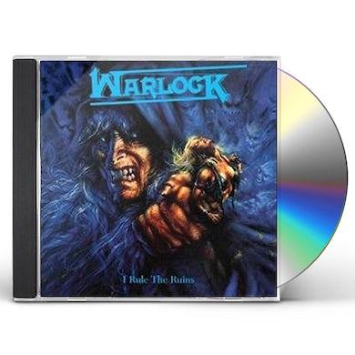 Warlock I RULE THE RUINS: VERTIGO YEARS CD
