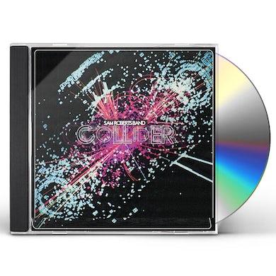 Sam Roberts COLLIDER CD