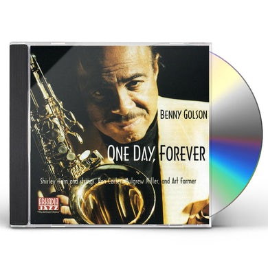 Benny Golson ONE DAY FOREVER CD