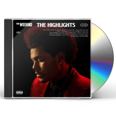 The Weeknd The Highlights CD