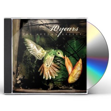 10 Years AUTUMN EFFECT CD