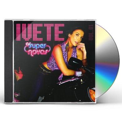 Ivete Sangalo AS SUPER NOVAS 1 CD