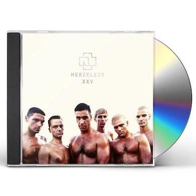 Rammstein HERZELEID - XXV ANNIVERSARY EDITION CD