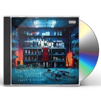 Krept & Konan REVENGE IS SWEET CD
